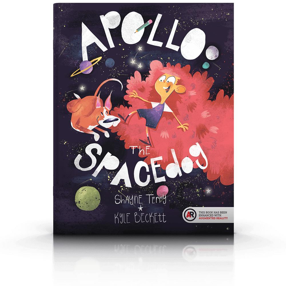 Apollo the Spacedog Book