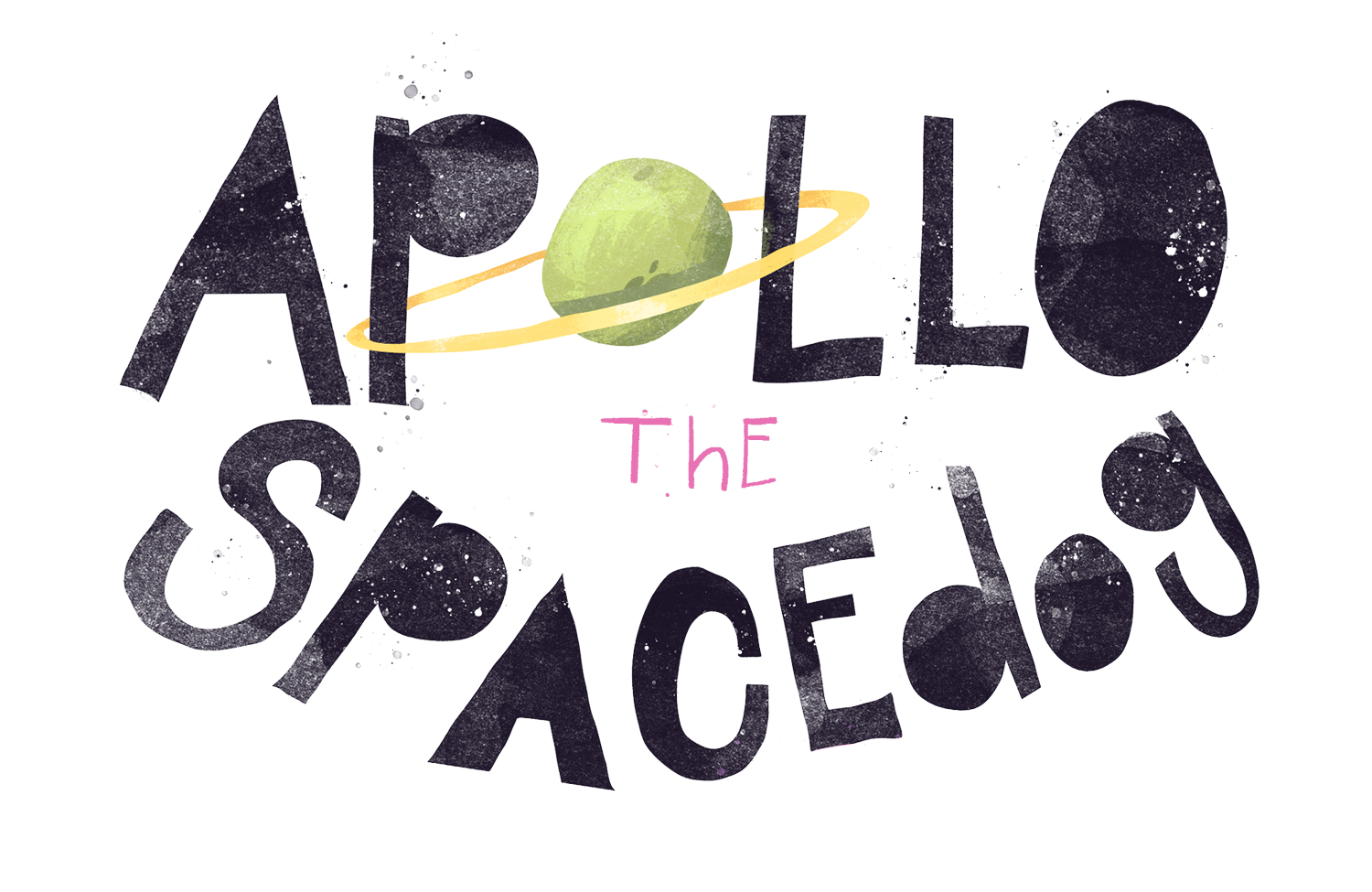 Apollo the Spacedog Logo